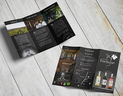 Domaine Fortuné by Abstract-communication