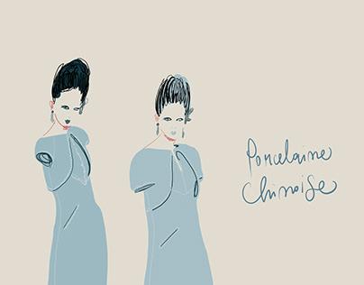 Cahier De Couture // L'Officiel
