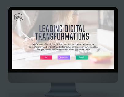 Website design | UX | UI | Brand refresh