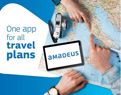 Amadeus Egypt | Social Media Designs