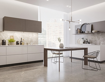 """FANTASY"" KITCHEN for INSTYLE company"