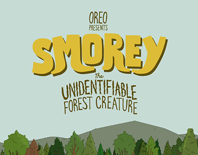 Smorey, the Unidentifiable Forest Creature