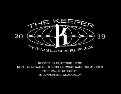 theMSLAN x ReflexDesign theKEEPER Pop-up 装置快闪