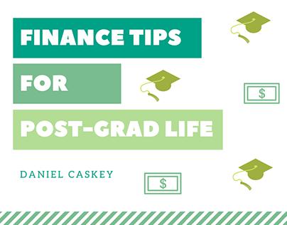 Finance Tips for Post-Grad Life