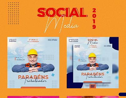 Social Media #2019 #diversos