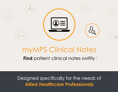 myMPS Clinical Notes Animation