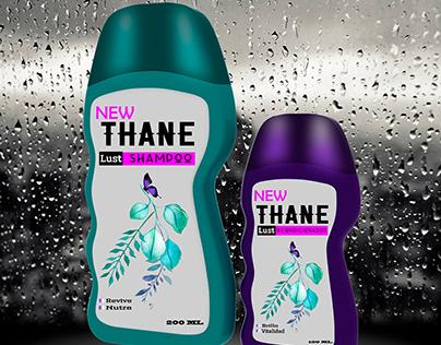 Shampoo e Acondicionador Thane