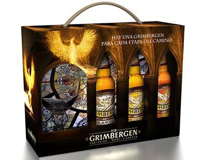 Grimbergen Limited Packaging