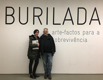 Burilada, arte-factos para a sobrevivência
