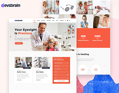 Book Appointment - Responsive health website