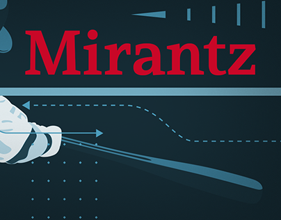Add a solid powerhouse player to your team with Mirantz