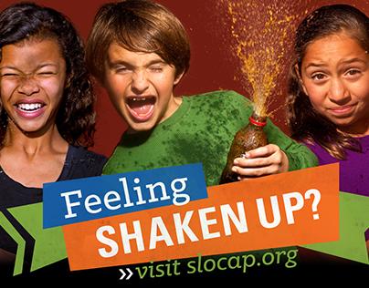 Feeling Shaken Up?