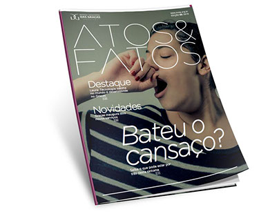 HNSG - Revista Atos & Fatos Ed 3 - 2016