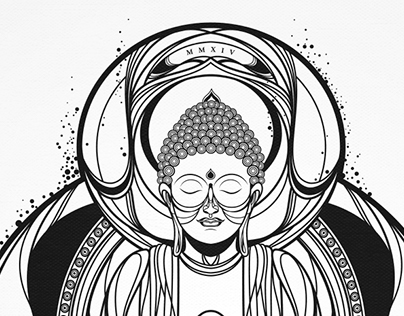 Buddha / MOGVL Brand