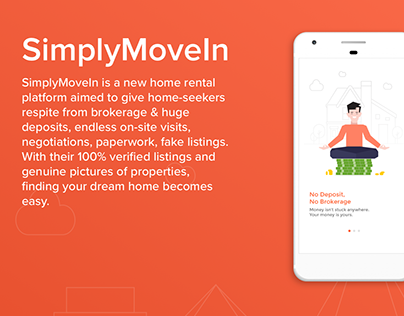 SimplyMoveIn Onboarding illustrations