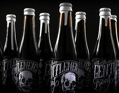 Gentlemen's Treat - Imperial Stout & Whiskey Beer