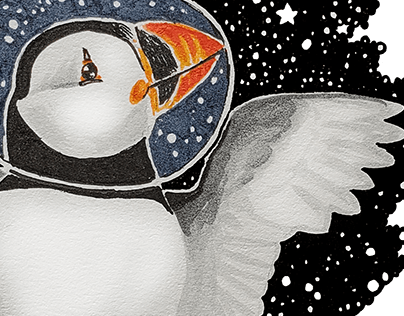 Space Puffin