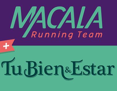 MACALA Running Team + Tu Bien & Estar