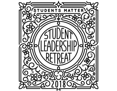 Student Leadership Retreat Artwork