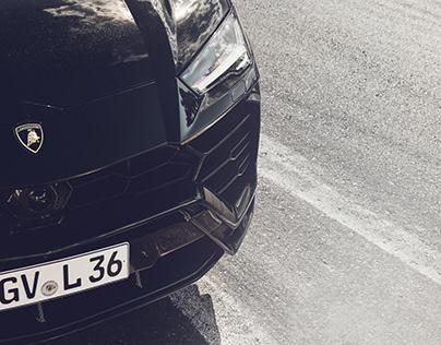 Lamborghini Urus Alanton