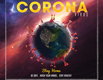 Corona Virus Flyer
