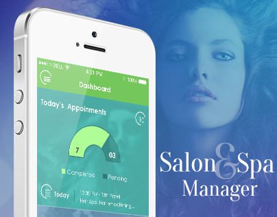 Salon & Spa Manager