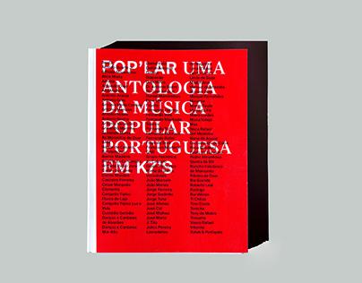 Pop'Lar - Uma Antologia da Música Popular Portuguesa