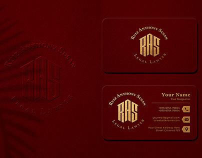 Lawyer | Attorney | Legal | Law Firm Logo Design