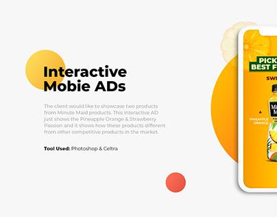Interactive AD - Minute Maid