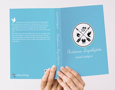 Book Cover - Bröderna Lejonhjärta