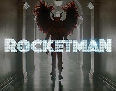 Rocketman // Titles & Graphics