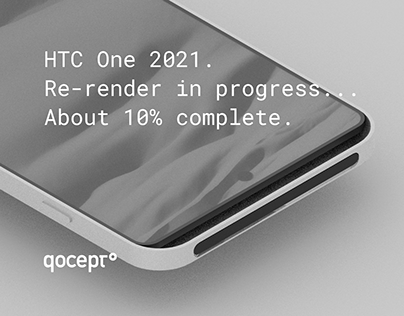 HTC One 2021 — Phone concept — Draft