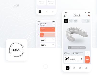 ORTHOS mobile app