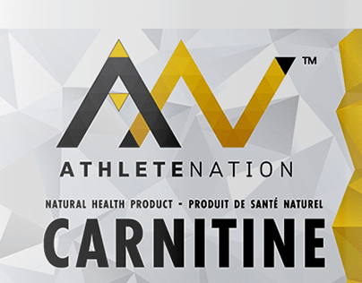 Athlete Nation - Design d'emballage