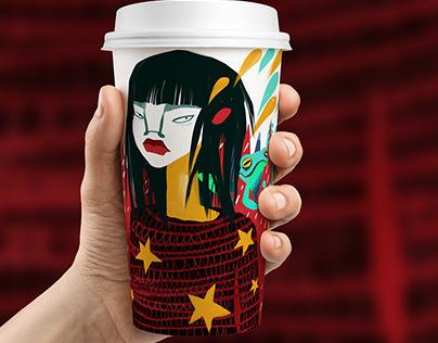 coffe for starbucks
