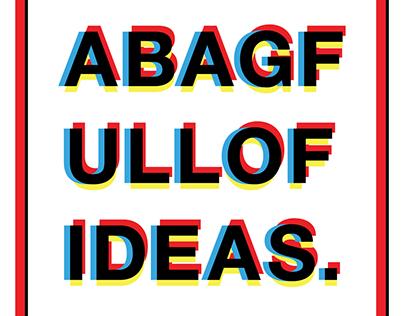 TEDx Austria Bag Design