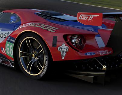 GT Supercar