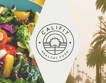 CaliFit - Healthy Food