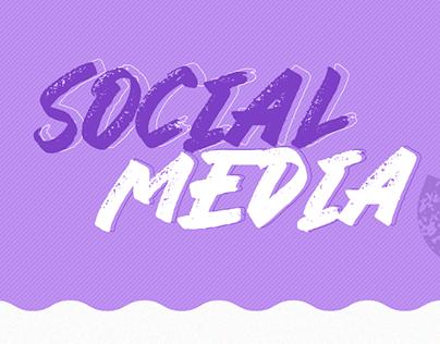 Social Media | Bandas & Artistas