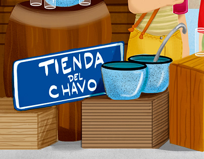 Tienda Del Chavo