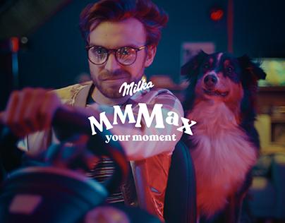 Milka Mmmax | Big Taste
