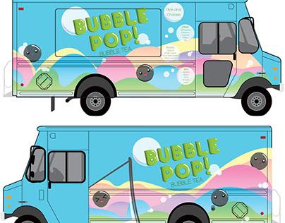 Bubble Pop! The Bubble Tea Truck