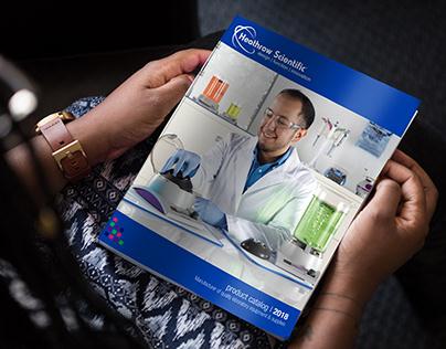 Heathrow Scientific 2018 Catalog Re-Design