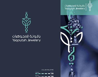 Yaqutah jewellery logo