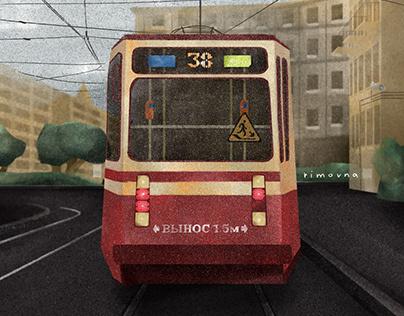 TRAM 2020 illustration
