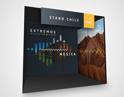 Proposal Stand design / Chile