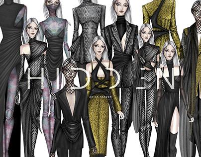 HIDDEN | graduate collection