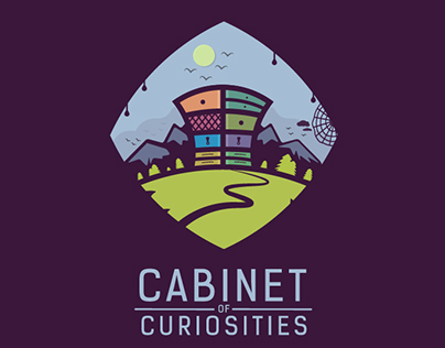 Cabinet of Curiosities Logo