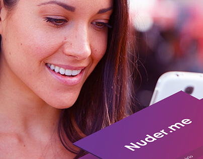Nuder.me - App (Android) Concept