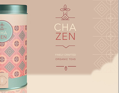 Tea Package and Brand Design